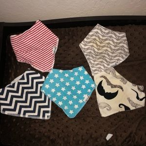 Other - Baby boy bandana bibs